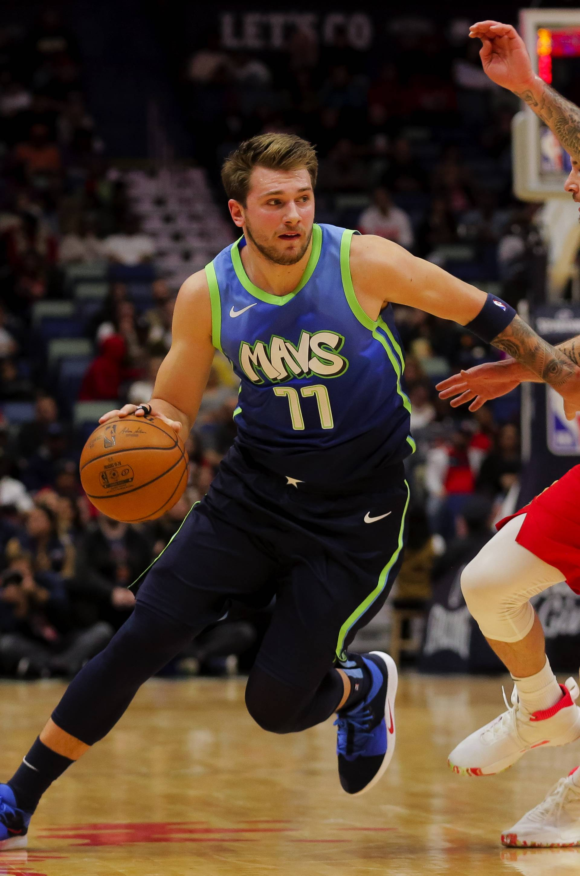 NBA: Dallas Mavericks at New Orleans Pelicans