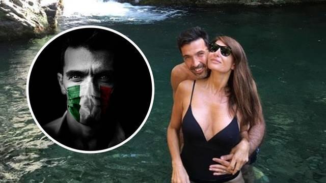 Buffon se uspavljuje slušajući audio snimke - suđenja mafiji