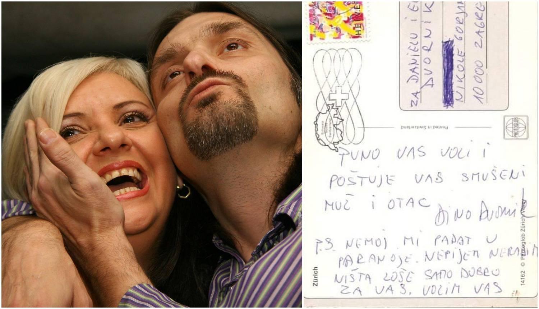 Objavila razglednicu Dvornika pa sve ganula: Ljubav je to bila