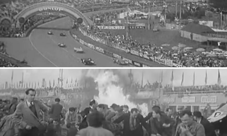Le Mans 1955. najkrvavija utrka u povijesti: Strava u Francuskoj