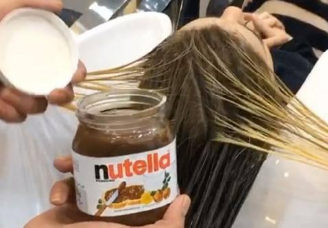 U ovom salonu ženama farbaju kosu Nutellom,  izgleda odlično