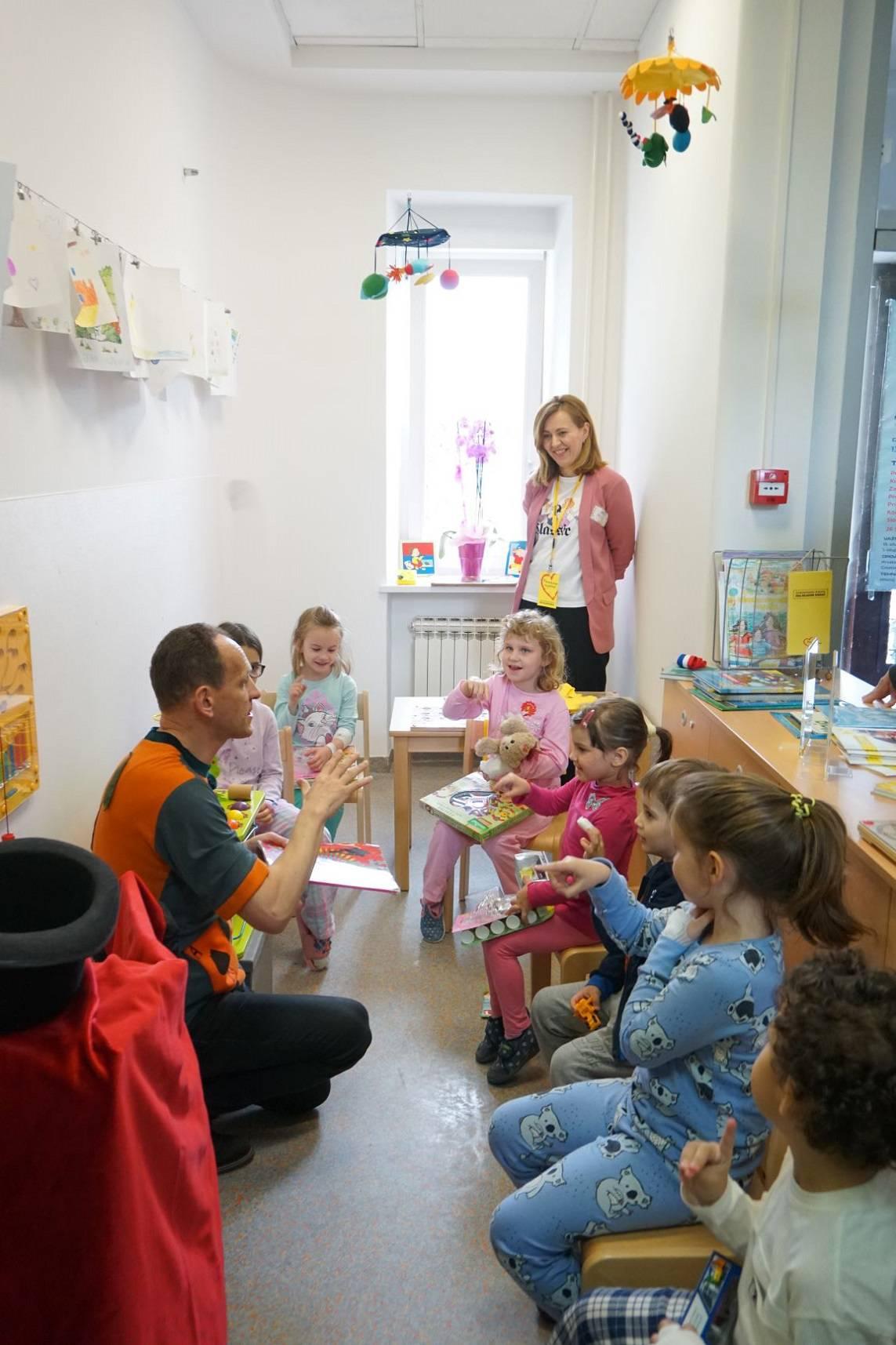 Svečano otvorena igraonica  u Dječjoj bolnici na Srebrnjaku...