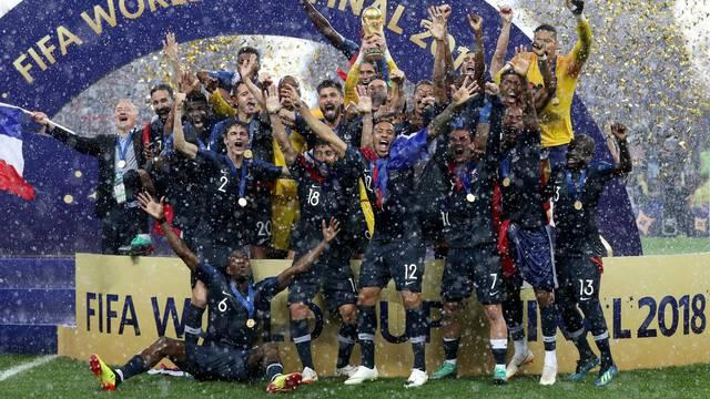 Ma tko? Francuz prodao zlatnu medalju iz finala s Hrvatskom