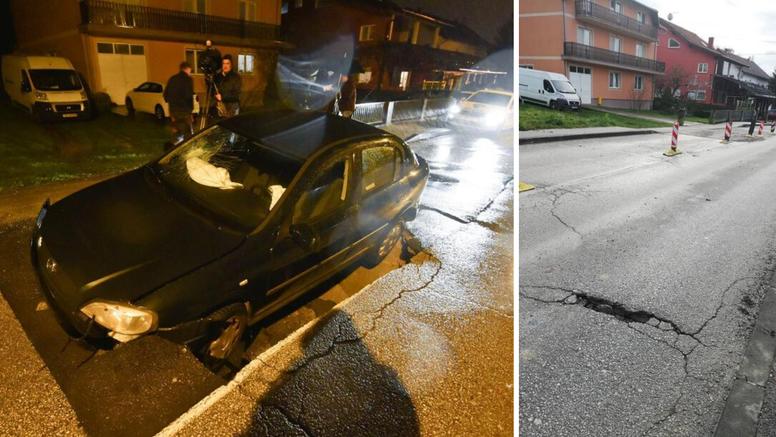 'Cijela naša ulica je uništena, kao da se vozite po valovima'