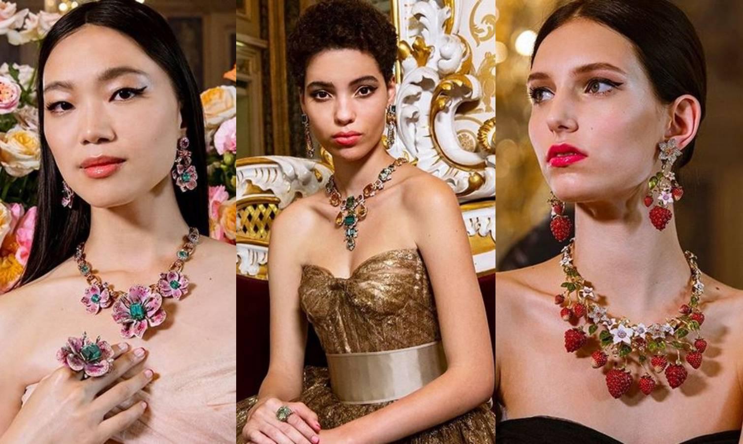 Dolce & Gabbana predstavili novu raskošnu kolekciju online