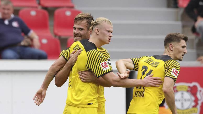 Pongračić debitirao: Dortmund triput gubio pa u ludnici slavio u Leverkusenu! Kramarić izgubio
