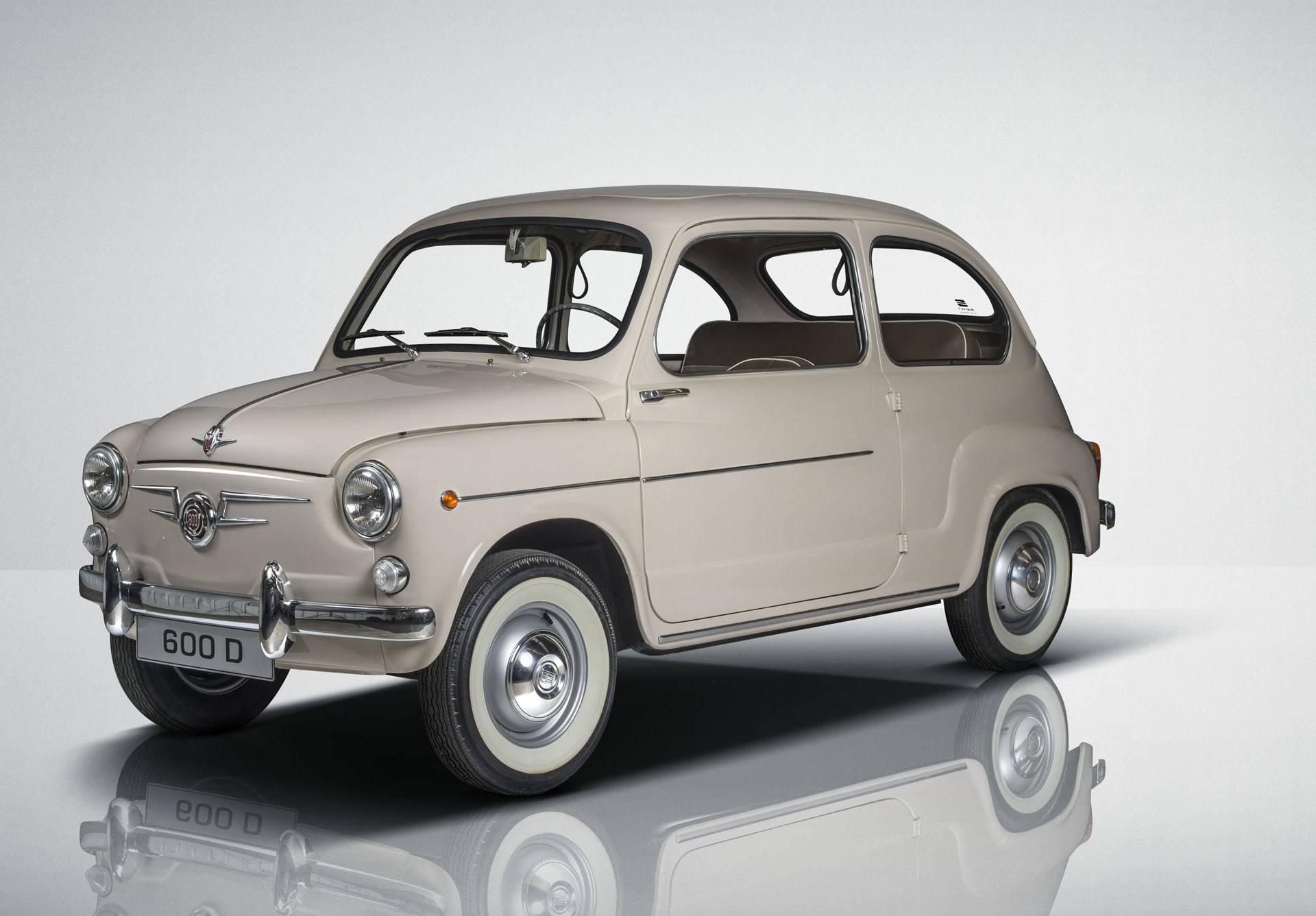 Seat slavi 70 godina, a jedan od prvih auta bio im je 'Fićo'