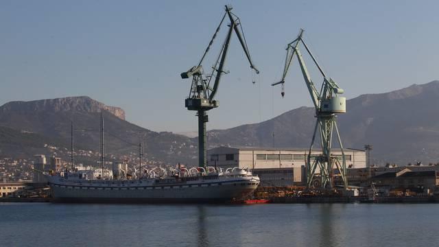 Split: Brodogradilište Brodosplit