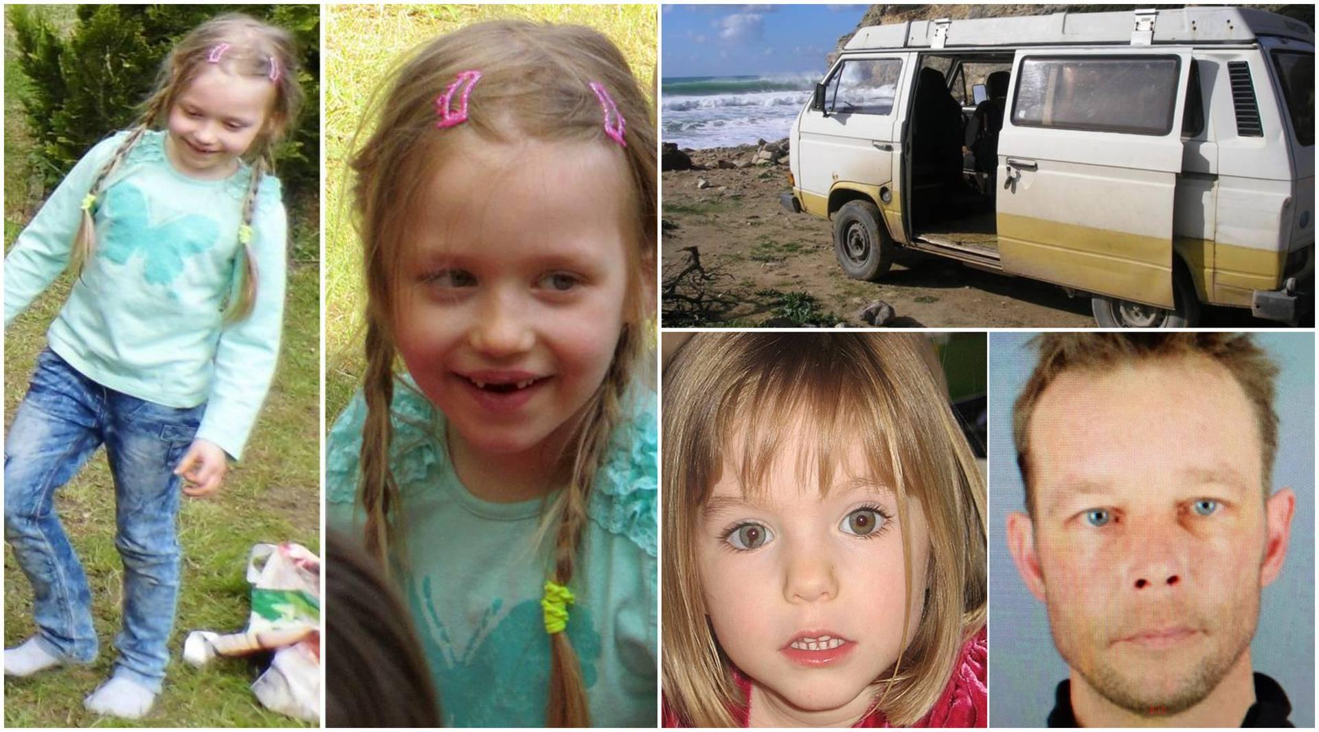 Pedofila kojeg se sumnjiči za nestanak Maddie povezali su s otmicom curice (5) iz Njemačke
