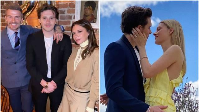 Mama sinu 'spakovala' svadbu: Brooklyn Beckham se zaručio...