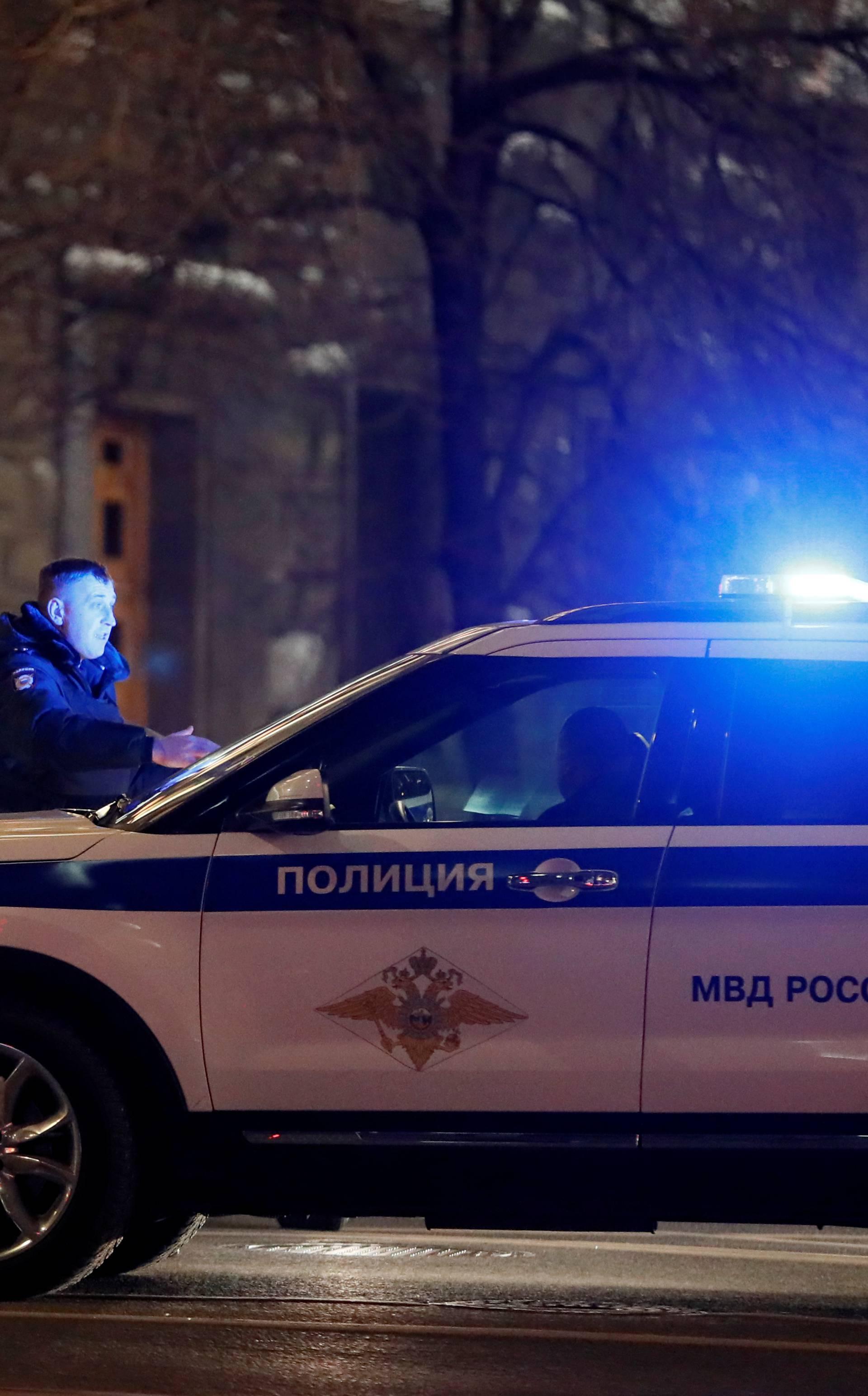 Napad u Moskvi: Nožem je izbo dvoje ljudi u crkvi tijekom mise