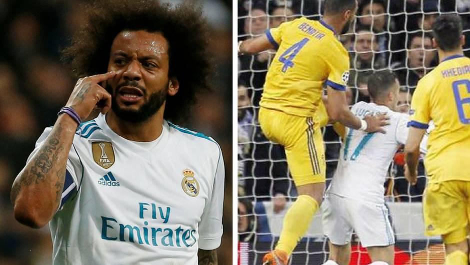 Marcelo provocira: Penal je bio, nismo ispali jer mi nismo Barca