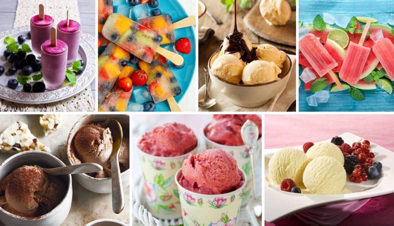 25 odličnih recepata za domaće sladolede: Od čokolade, voća...