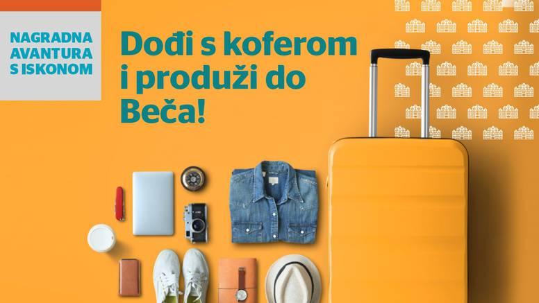 Avantura s Iskonom: Dođi s koferom i produži do Beča!