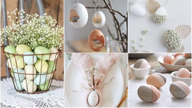 15 laganih uskrsnih dekoracija koje mogu raditi svi u obitelji