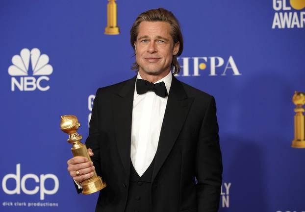 77th Golden Globe Awards - Photo Room - Beverly Hills, California, U.S.