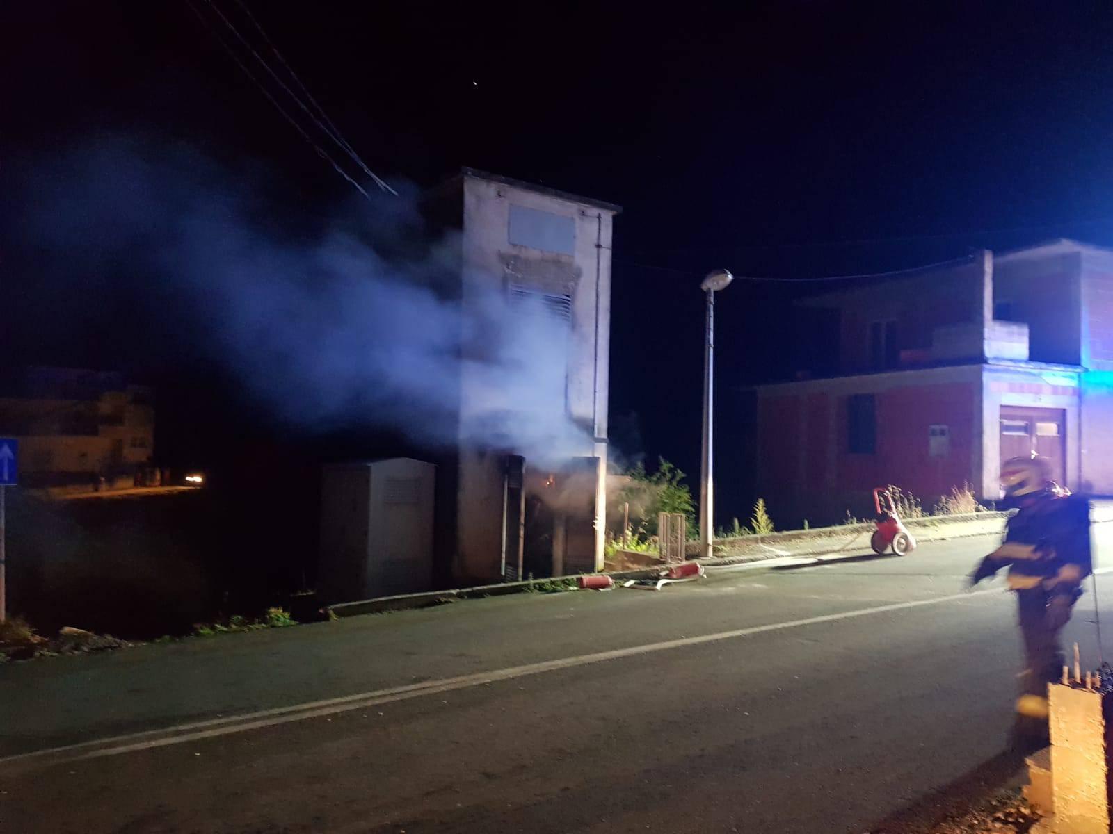 Izgorjela trafostanica na otoku Čiovo, mještani su bez struje