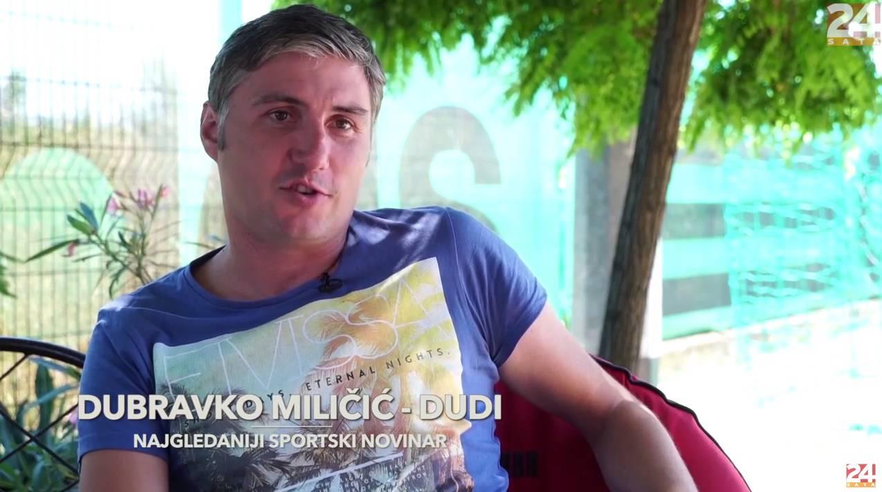 Najpoznatiji live reporter Eura: Obožavateljice me opsjedaju...