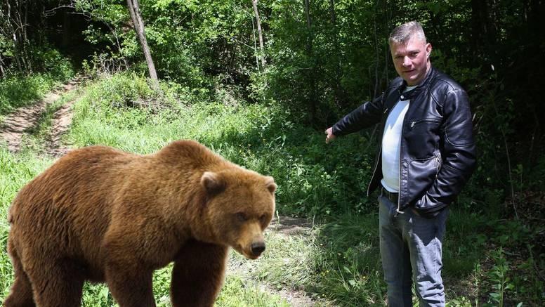 Zagorci na nogama, mnogi su u strahu: 'Medvjed nam je došao na roštilj, srećom je pobjegao'