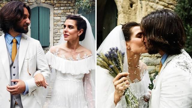 Drugo vjenčanje, treća haljina: Udala se unuka Grace Kelly