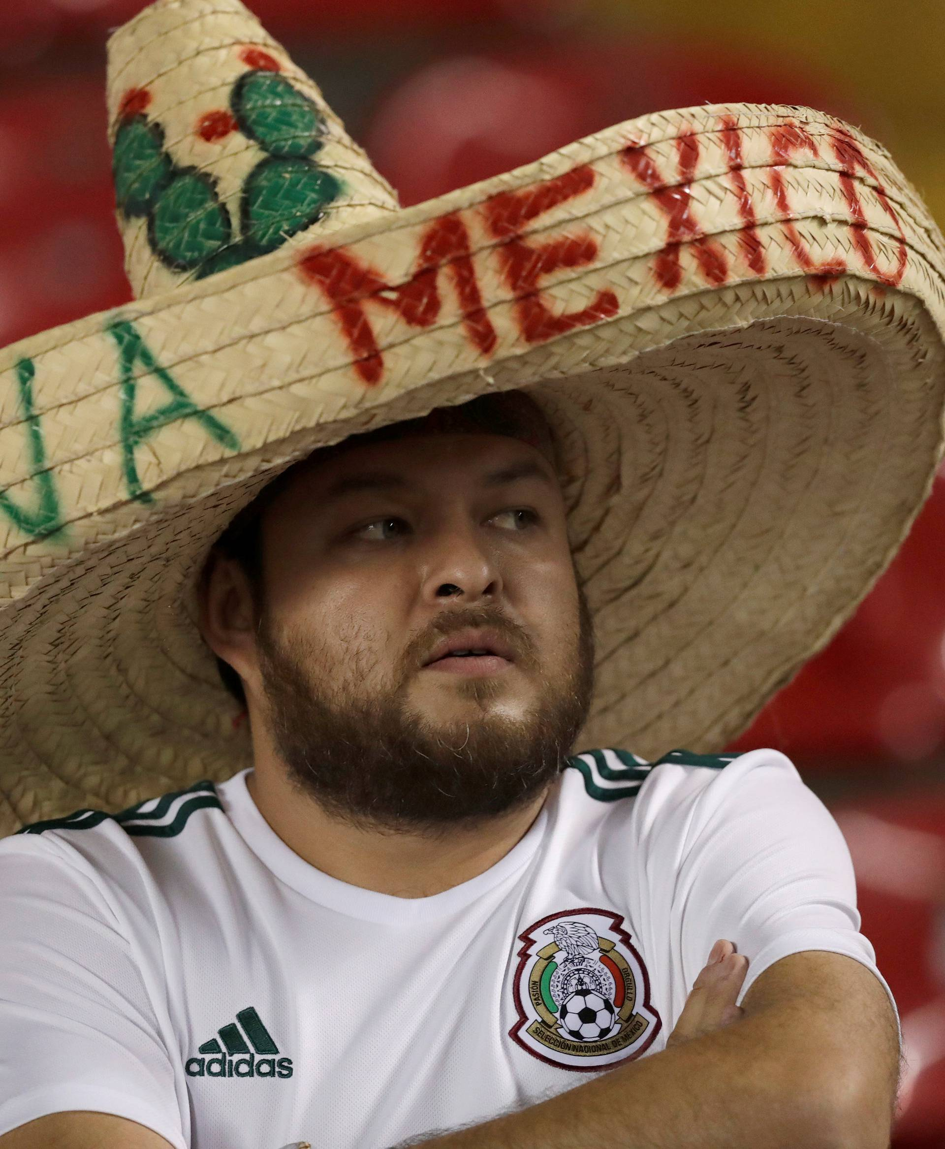 International Friendly - Mexico v Chile