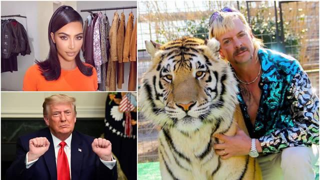 Joe Exotic moli Kim Kardashian za pomoć: 'Ti i Donald Trump možete me izvući iz zatvora...'