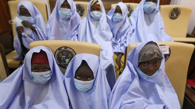 Kidnapped schoolgirls released, in Zamfara