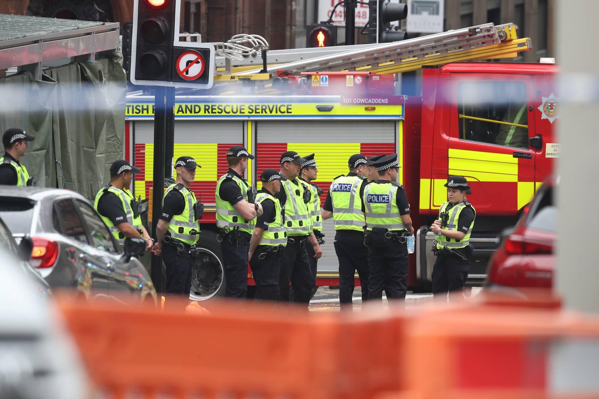 Strava u Glasgowu: Ubio troje ljudi nožem, policija ubila njega