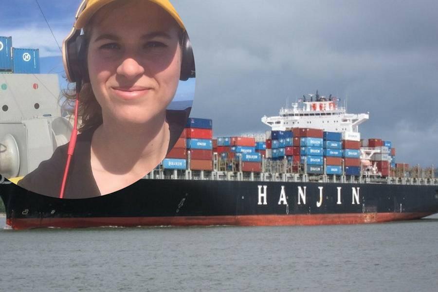 Radila eksperiment: Zaglavila na brodu usred Tihog oceana