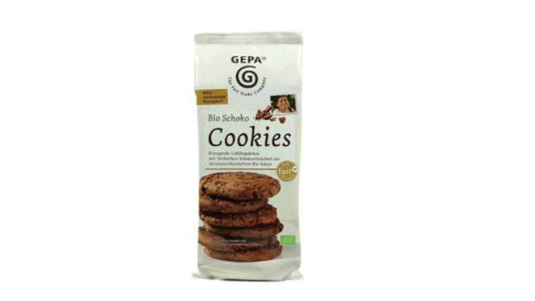 Sadrže strano tijelo: S polica se povlače keksi Gepa Bio Cookies