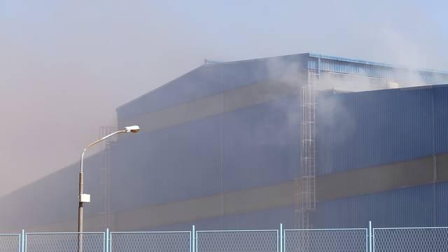 Uprava: 'Nitko zbog požara u TLM-u neće ostati bez posla...'