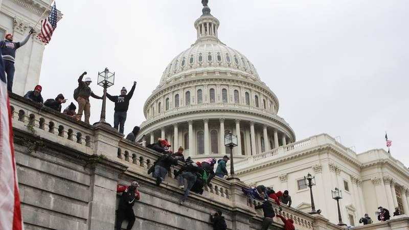 SAD optužio više od 300 ljudi za napad na Kapitol: 280 uhićeno