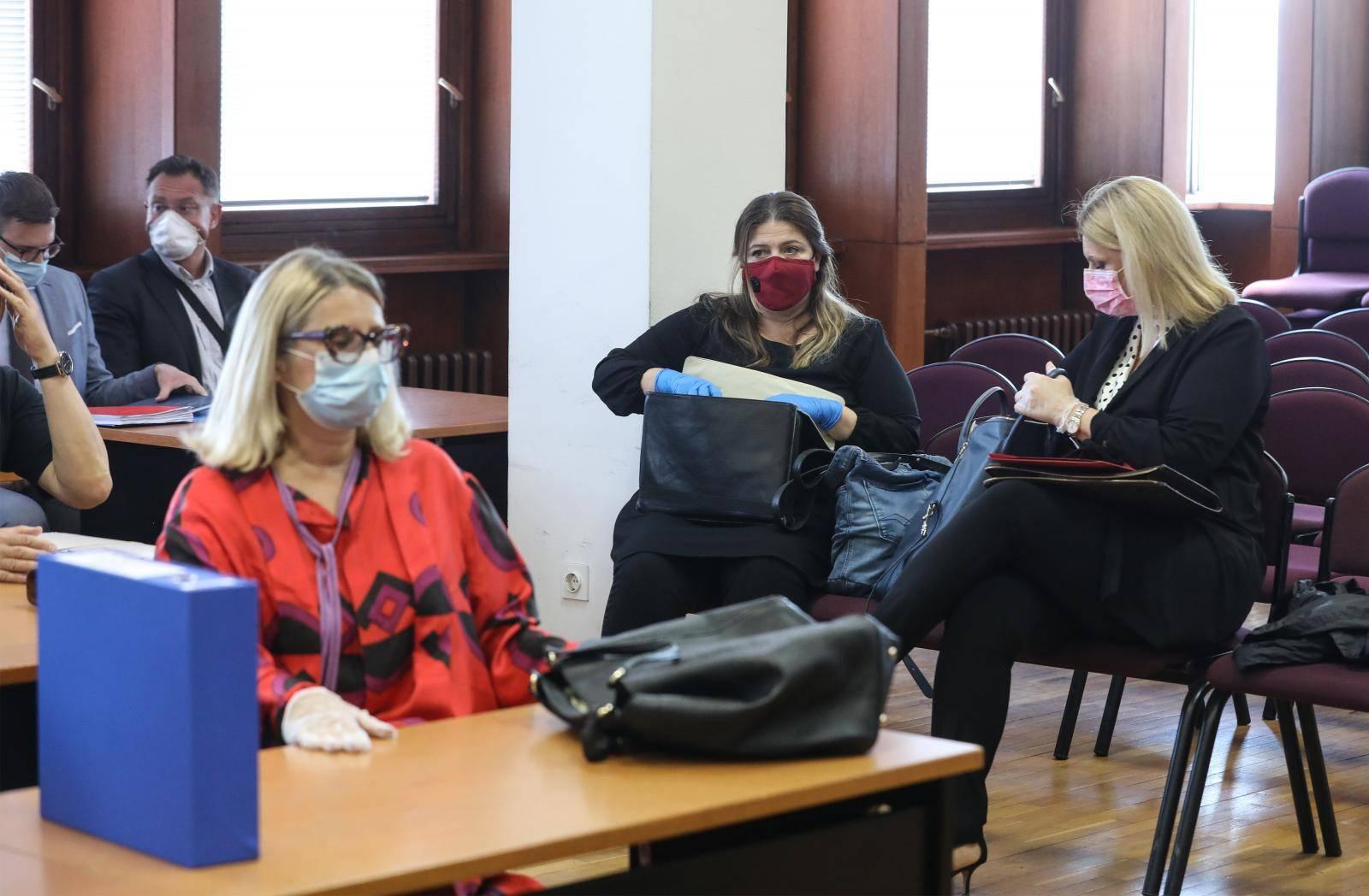 Zagreb: Nastavljeno suđenje Milanu Bandiću i drugima za aferu Agram