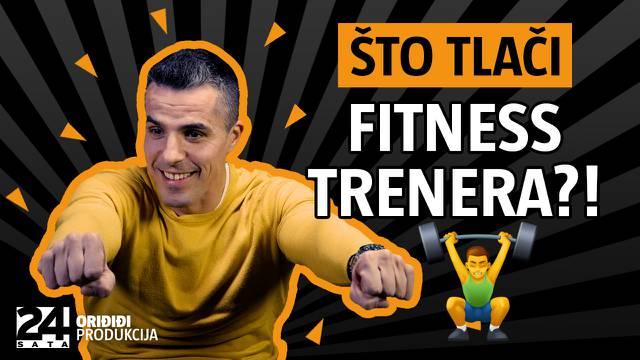 Fitness trener otkriva: 'Živcira me kada klijenti zabušavaju, a svi žele imati dobre rezultate...'