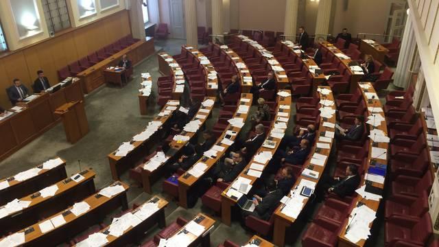 Dogovorili se: Vladajućima 16, a oporbi 13 saborskih odbora
