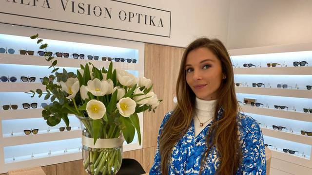 Nova poslovnica Alfa Vision Optike otvorena u shopping centru Supernova Garden Mall