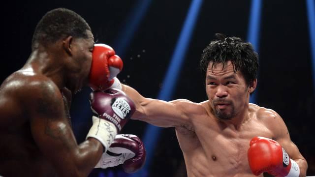 Boxing: Pacquiao vs Broner