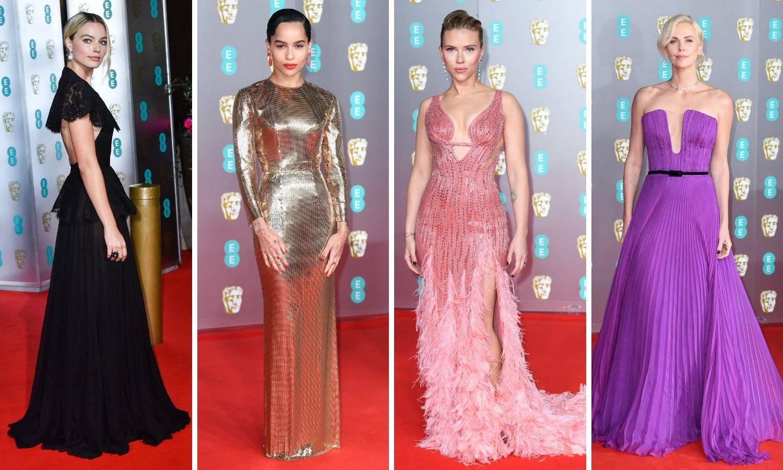 10 raskošnih i seksi haljina s BAFTA-e: Siluete za pamćenje