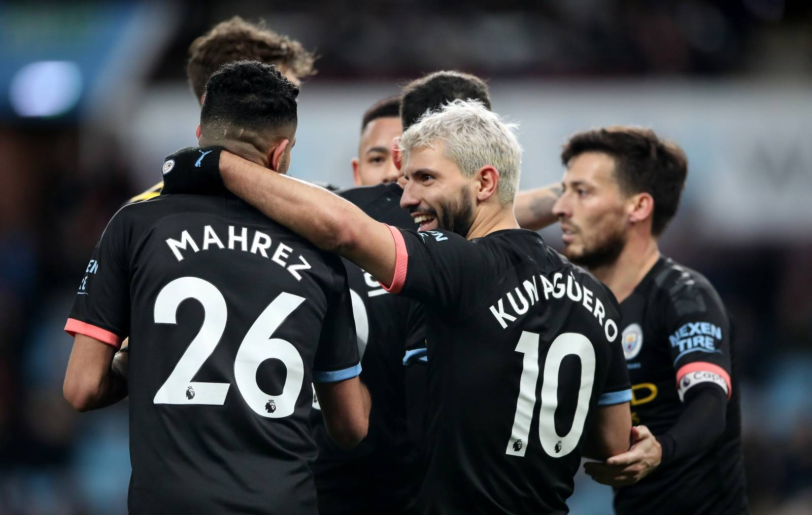 Aston Villa v Manchester City - Premier League - Villa Park