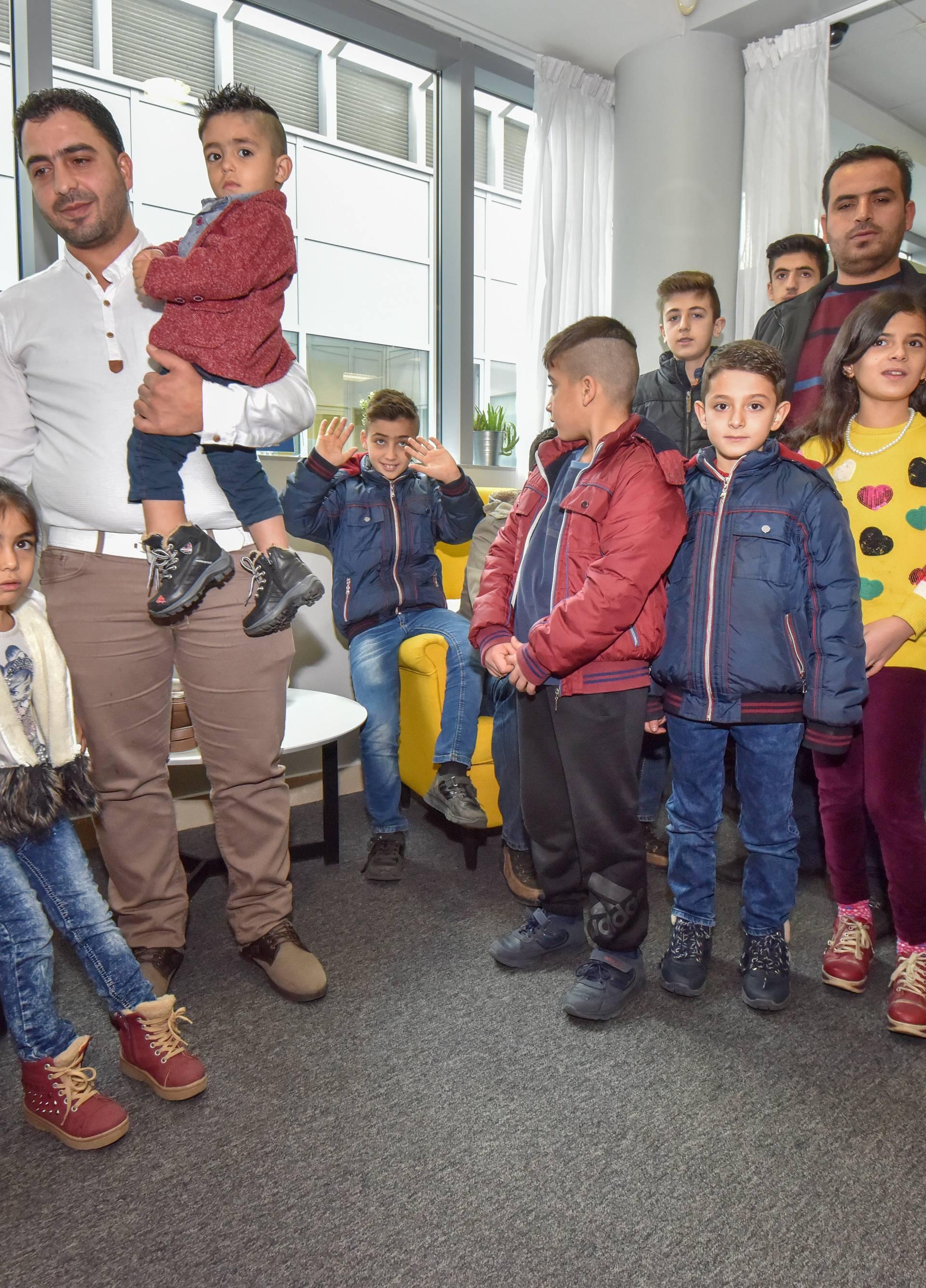 Zadrani udomili 40 azilanata: 'Lijepo nam je, tu smo sigurni'