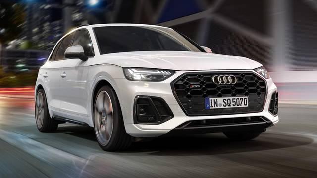 Audi redizajnirao SQ5, auto je malo slabiji od prethodnika