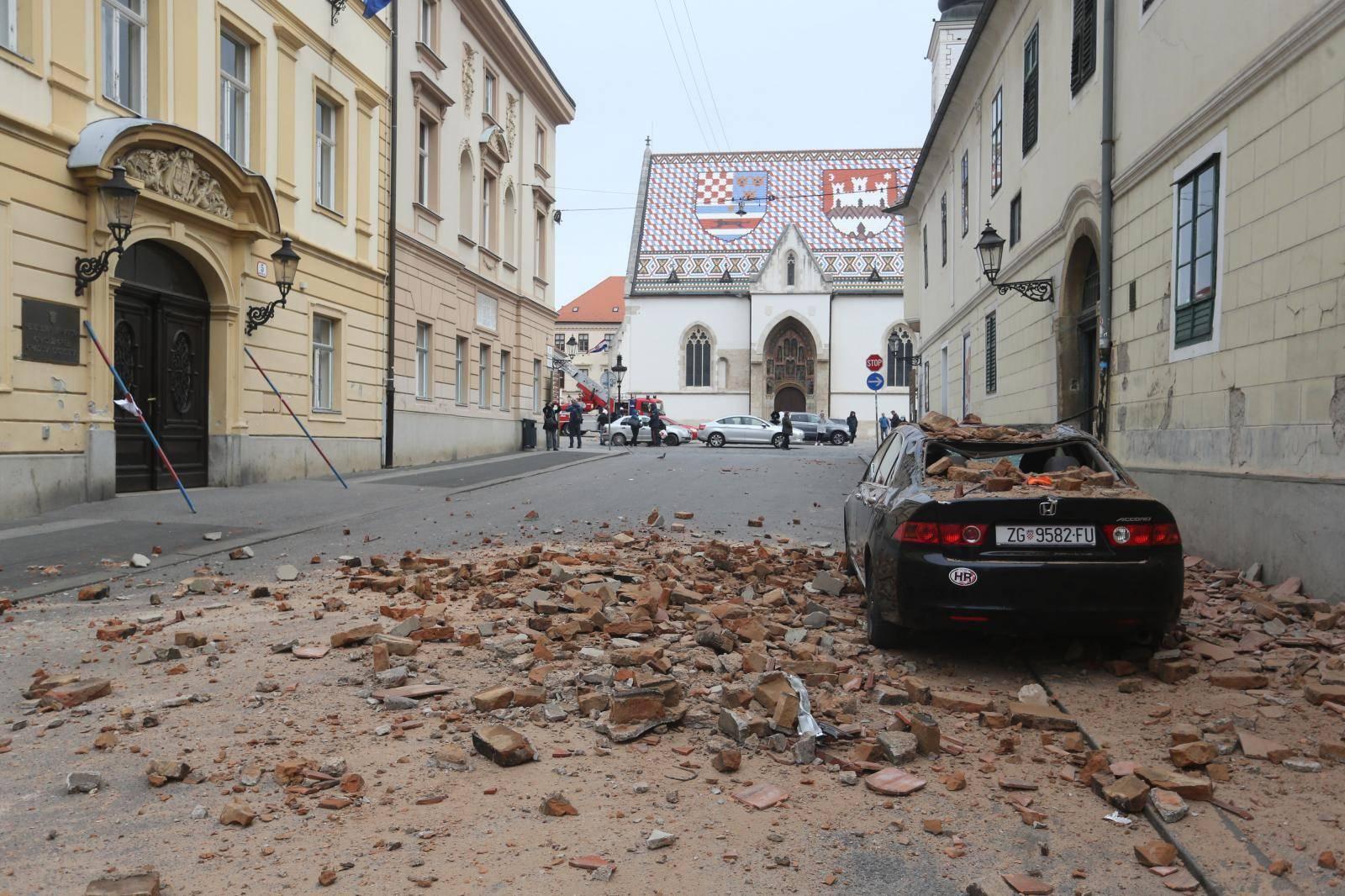 Prva isplata financijske pomoći: Iz Fonda solidarnosti  EU 88,9 milijuna eura pomoći Zagrebu