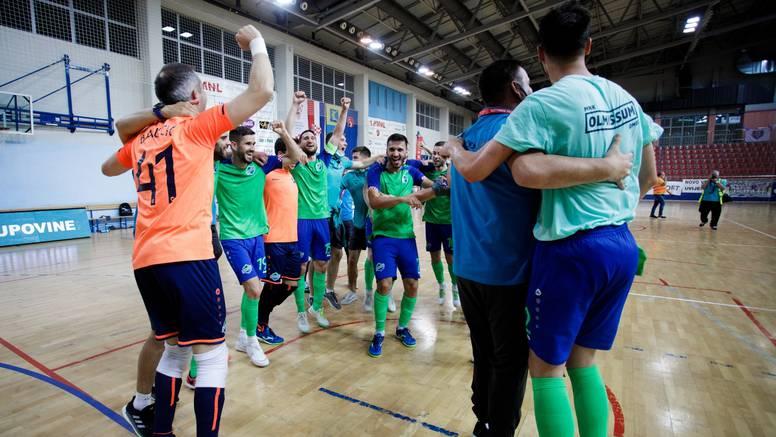 Policija privela predsjednika zbog maske, prvaci Hrvatske napustili parket bez medalja!