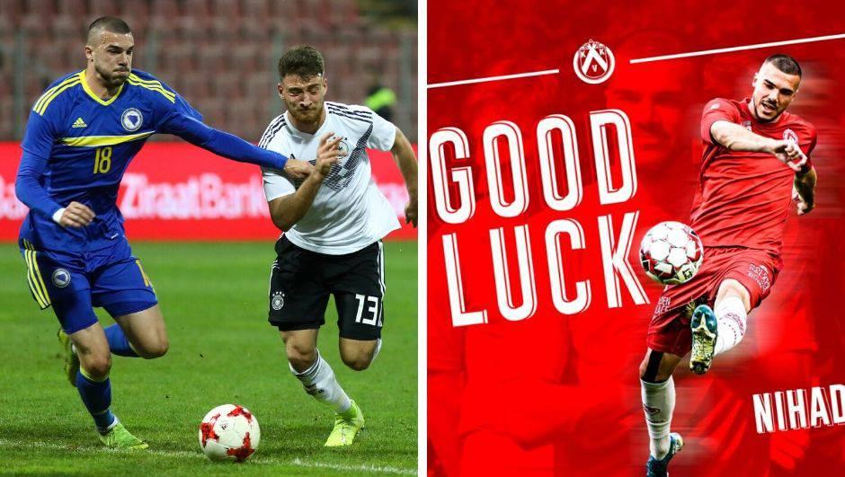 Prvo Stanićevo pojačanje: U Hajduk stiže branič iz Belgije