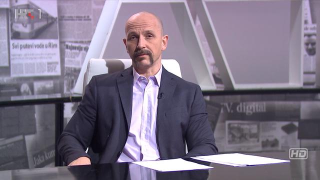 Stanković nakon uhićenja Bačića poručio gledateljima: Neugodno mi je, ispričavam se zbog svega