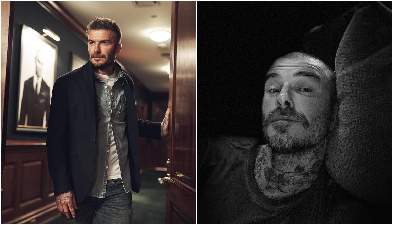 David Beckham obrijao glavu u izolaciji: 'Nikome ne stoji bolje'