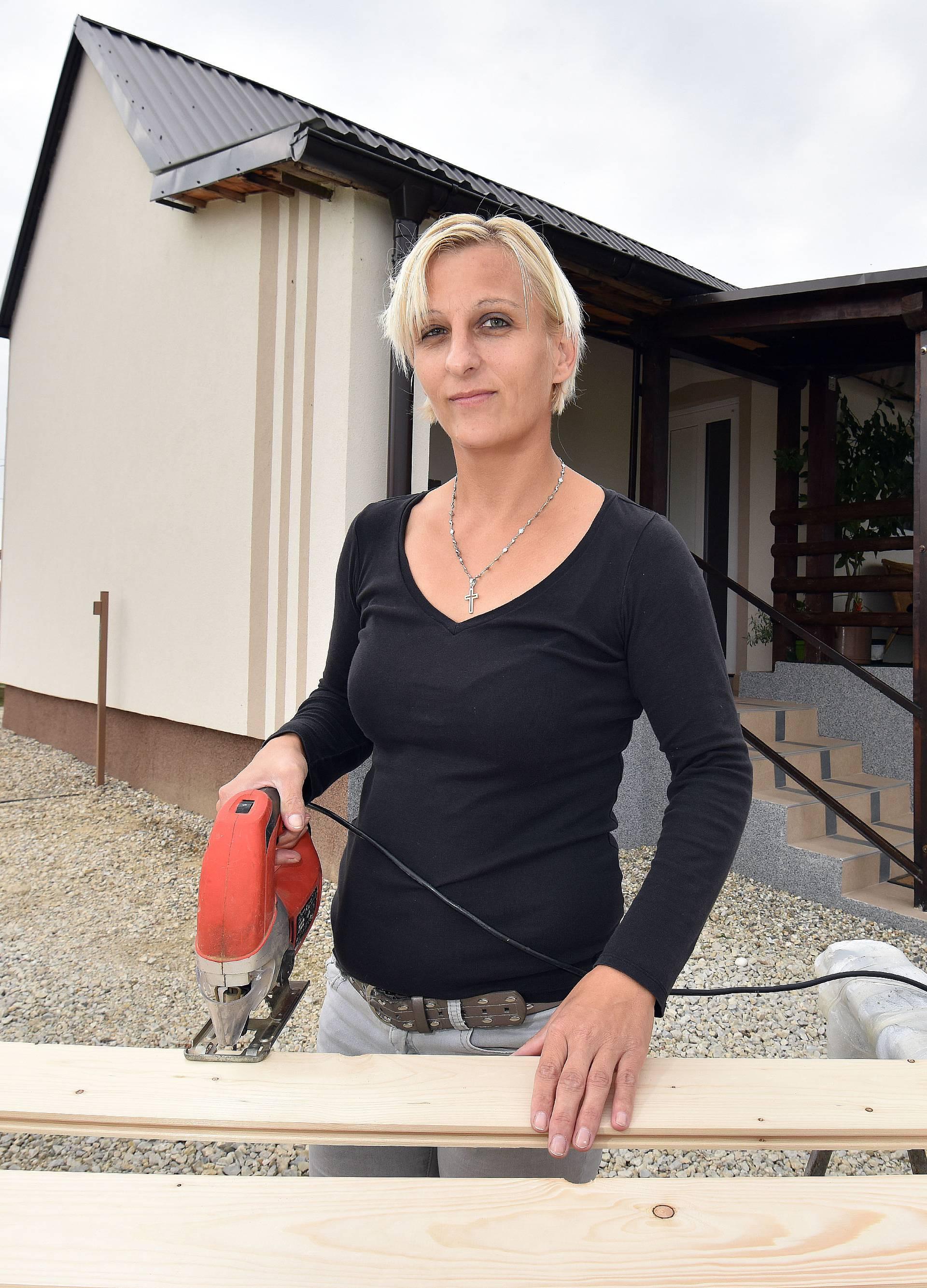 Pili, 'štema'...: 'Nakon razvoda sama sam obnovila 80% kuće'