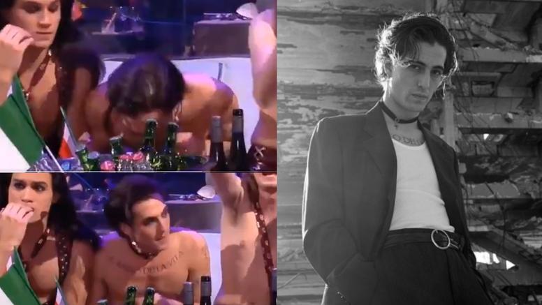 Talijan sa 65. Eurosonga će se testirati na droge, oglasili se i organizatori o događaju