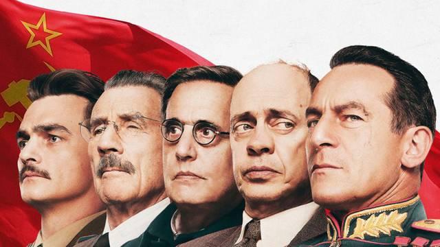 'Smrt Staljina' je film toliko dobar da je zabranjen u Rusiji