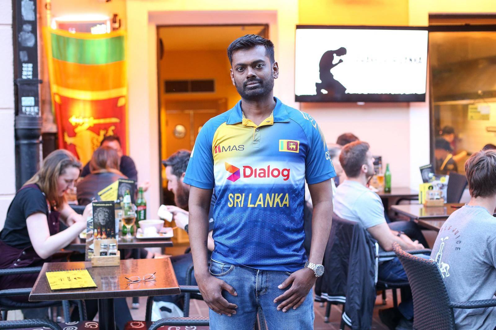 Ugostitelj iz Šri Lanke: 'Majka je za dlaku izbjegla eksploziju'